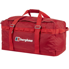 Berghaus Expedition Mule 100 Holdall Red Dahlia/Haute Red